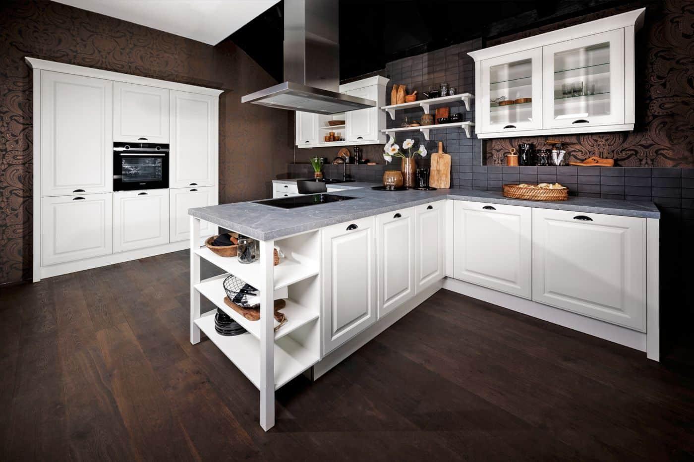 een klassieke keuken bij keukencentrum uniek