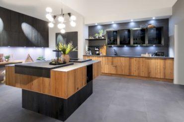 houten keukens bij keukencentrum uniek